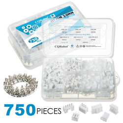 JST PH - 2 / 3 / 4 Pin Connector Kit