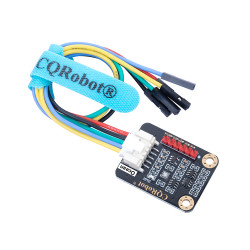 Ocean: BMP388 Barometric Pressure Sensor for Raspberry Pi, Arduino and STM32.