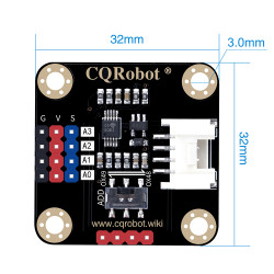 Ocean: Raspberry Pi ADS1115 16-Bit ADC Module for Raspberry Pi and Arduino.