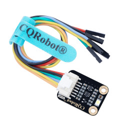 Ocean: TCS34725 RGB Color Sensor for Raspberry Pi, Arduino and STM32.