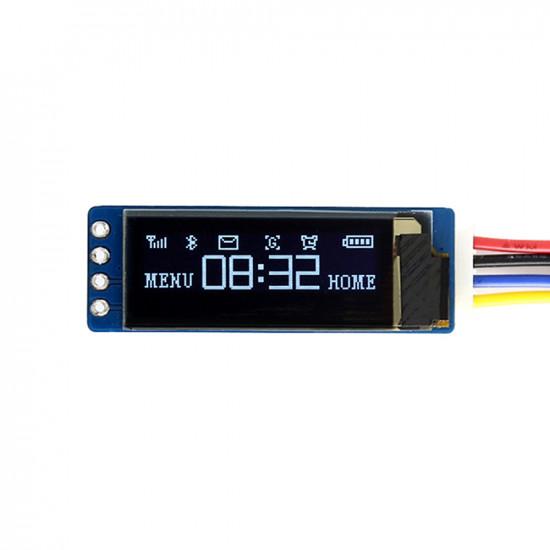 128x32, General 0.91 inch OLED display Module
