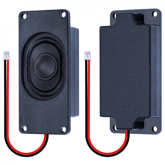 Speaker 5 Watt 8 Ohm for Arduino, JST-PH2.0 Interface.